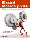 EXCEL MACROS Y VBA : EDICIÓN REVISADA Y ACTUALIZADA 2010