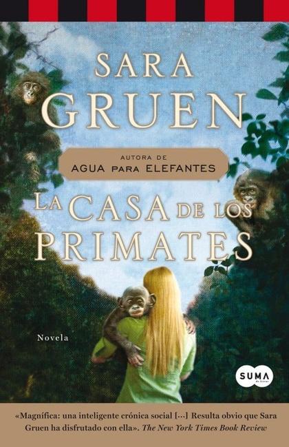 LA CASA DE LOS PRIMATES (BOLSILLO).