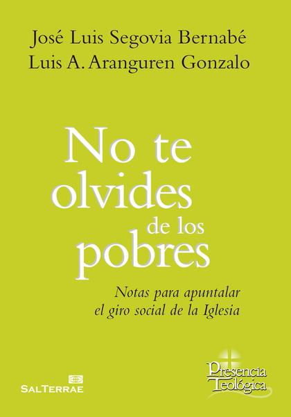 NO TE OLVIDES DE LOS POBRES
