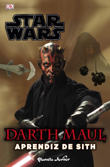 STAR WARS, DARTH MAUL, APRENDIZ DE SITH