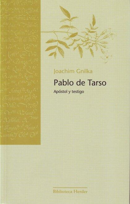 PABLO DE TARSO.