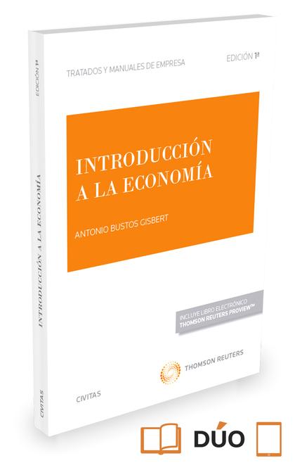 INTRODUCCIÓN A LA ECONOMÍA (PAPEL + E-BOOK).
