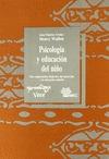 PSICOLOGIA Y EDUCACION NIÑO