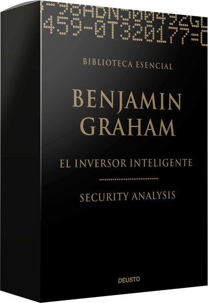 BIBLIOTECA ESENCIAL BENJAMIN GRAHAM.