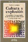 CULTURA Y EXPLOSION
