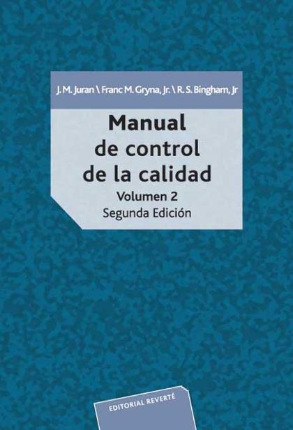 MANUAL DE CONTROL DE CALIDAD