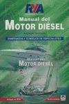 MANUAL DEL MOTOR DIÉSEL: ENSEÑANZAS Y CONSEJOS DE ESPECIALISTAS