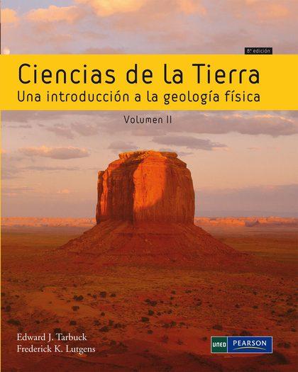 CIENCIAS DE LA TIERRA VOL. II (8 ED)
