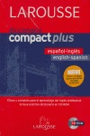 Diccionario Compact Plus español-inglés / español-inglés