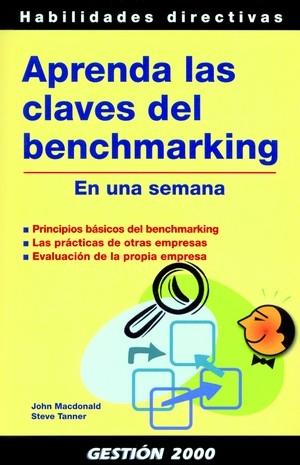COMPRENDER EL BENCHMARKING EN UNA SEMANA: APRENDER LOS PRINCIPIOS BÁSI