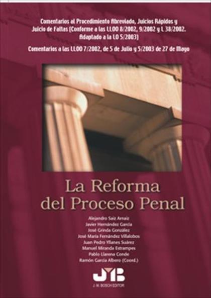La Reforma del Proceso Penal