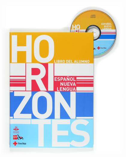 HORIZONTES, ESPAÑOL LENGUA EXTRANJERA