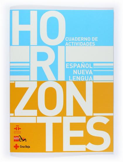 HORIZONTES ESPAÑOL NUEVA LENGU.