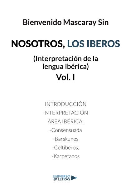 NOSOTROS, LOS IBEROS.