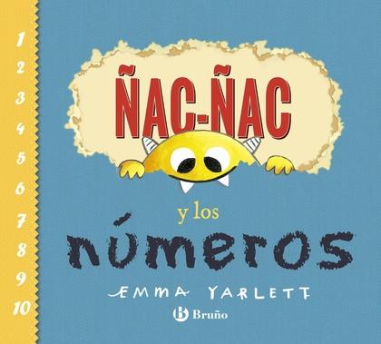 ÑAC-ÑAC Y LOS NÚMEROS.