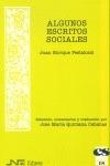 ALGUNOS ESCRITOS SOCIALES