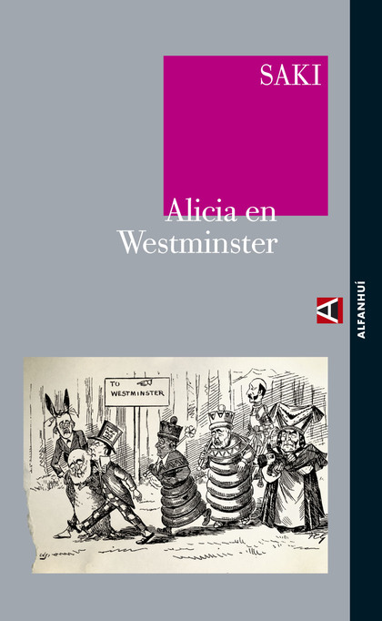 ALICIA EN WESTMINSTER