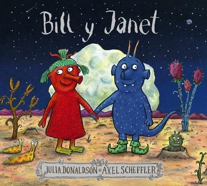 BILL Y JANET.
