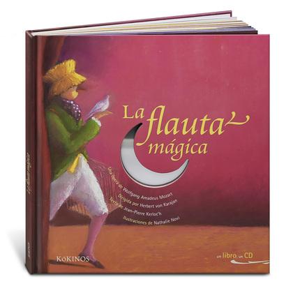 FLAUTA MÁGICA, LA + CD