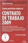 CASOS PRÁCTICOS SOBRE EL CONTRATO DE TRABAJO 2008