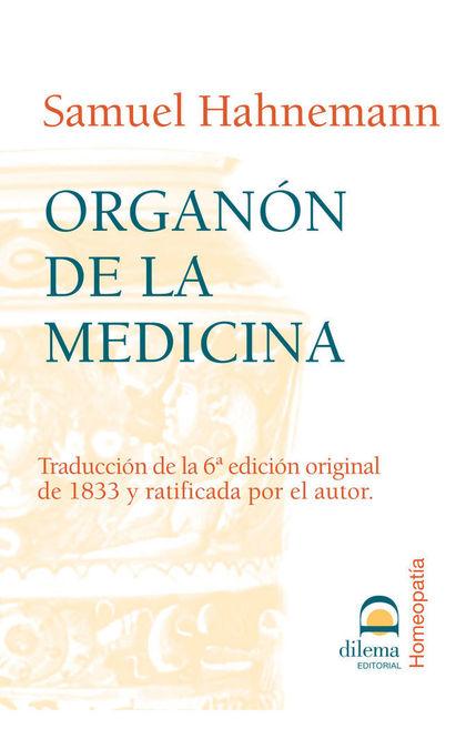 ÓRGANON DE LA MEDICINA