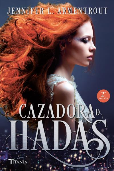 CAZADORA DE HADAS.