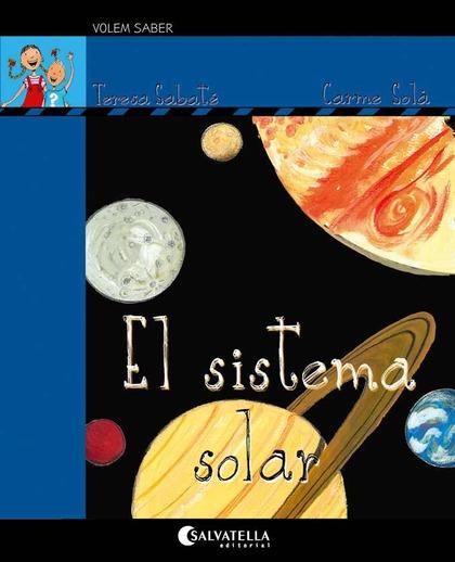 VOLEM SABER 2-EL SISTEMA SOLAR                                                  SÈRIE BLAVA 2