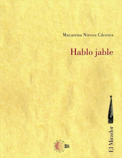 HABLO JABLE