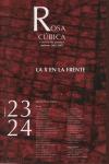 ROSA CÚBICA 23-24, INVIERNO 2002-2003 : LA X EN LA FRENTE : MÉXICO EN LA POESÍA
