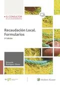 RECAUDACIÓN LOCAL. FORMULARIOS (3.ª EDICIÓN).