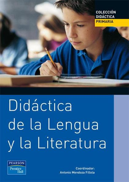 DIDÁCTICA DE LENGUA Y LITERATURA PARA PRIMARIA (E-BOOK).
