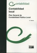 CONTABILIDAD LOCAL. PLAN GENERAL DE CONTABILIDAD PUBLICA LOCAL