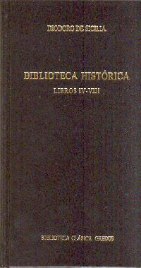 LIBROS IV-VIII
