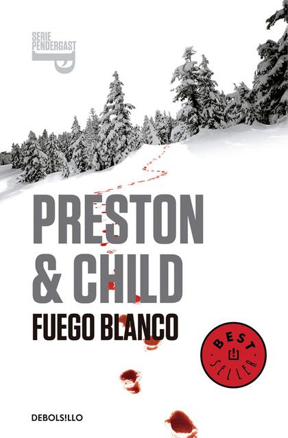 FUEGO BLANCO (INSPECTOR PENDERGAST 13).