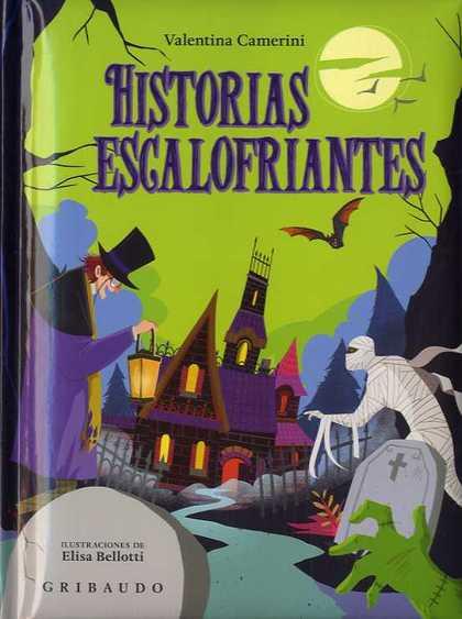 HISTORIAS ESCALOFRIANTES.
