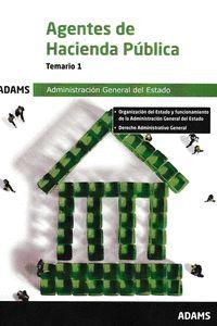 TEMARIO I AGENTES DE HACIENDA PUBLICA ADMINISTRACION GENERAL ESTADO