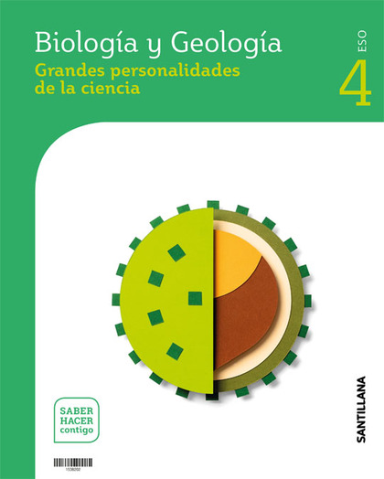 BIOLOGIA Y GEOLOGIA SERIE OBSERVA 4 ESO SABER HACER CONTIGO.