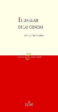 EL LENGUAJE DE LAS CIENCIAS