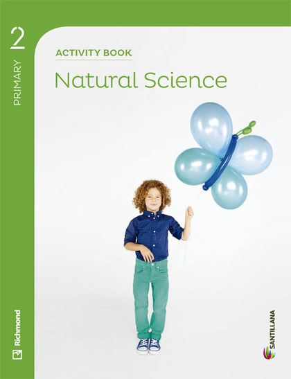 2PRI ACTIVITY BOOK NATURAL SCIENCE ED15.
