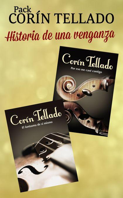 Pack Corín Tellado 2 (Historia de una venganza)