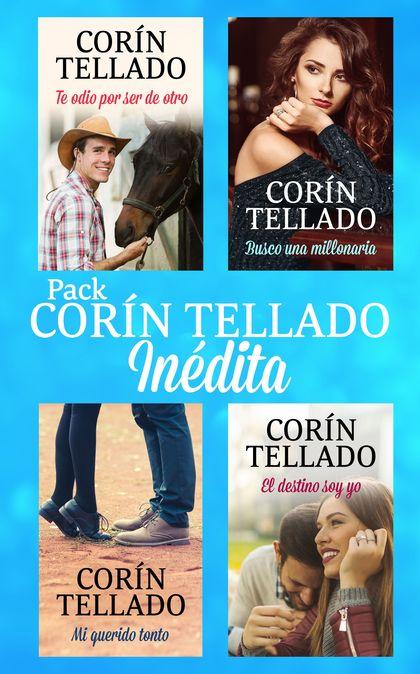 Pack Corín Tellado 5 (Inédita)