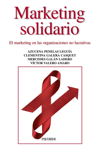 MARKETING SOLIDARIO : EL MARKETING EN LAS ORGANIZACIONES NO LUCRATIVAS