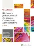 DICCIONARIO JURISPRUDENCIAL DEL PROCESO CONTENCIOSO-ADMINISTRATIVO (2.ª EDICIÓN).