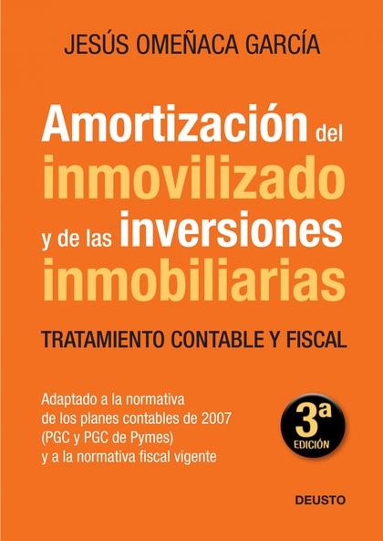 AMORTIZACIÓN DEL INMOVILIZADO Y DE LAS INVERSIONES INMOBILIARIAS