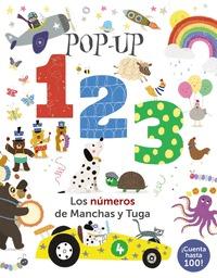 POP-UP 123. LOS NÚMEROS DE MANCHAS Y TUGA.