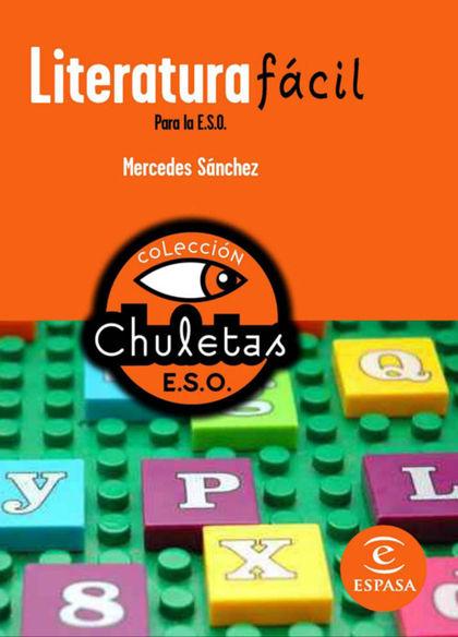 LITERATURA FÁCIL ESO.COLECCION CHULETAS
