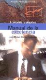 MANUAL DE LA EXCELENCIA