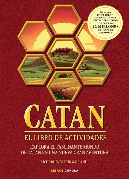 CATAN: LIBRO DE ENIGMAS Y ACERTIJOS.