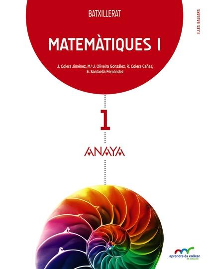 MATEMÀTIQUES I..