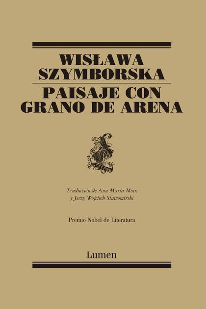 PAISAJE GRANO ARENA